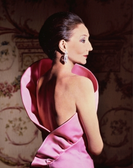 Jacqueline de Ribes by Victor Skrebneski, 1983